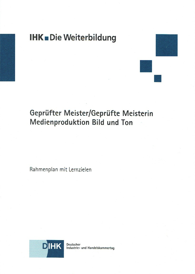 Rahmenplan MMBT